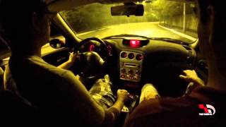 TDPE Alfa Romeo 156 2.5 v6 2003 - Teste de rua (Vini)