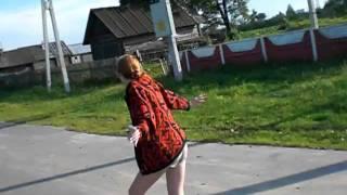 """Девушка танцует """"Мурку"""""""