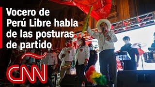 Pedro Castillo y Perú Libre, ¿cuál es el proyecto de país de este partido?