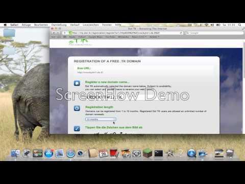 Free TK Domain  HD German 