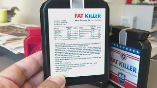 fatkiller kritik fogyás grafikon alkalmazás ipad