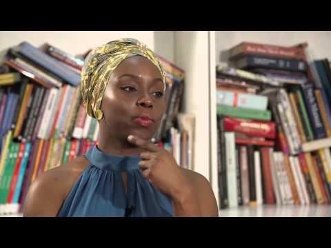 Talking children, women and Africa with author Chimamanda Adichie