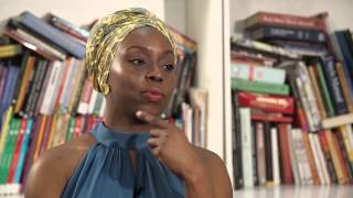 Talking children, women and Africa with author Chimamanda Adichie