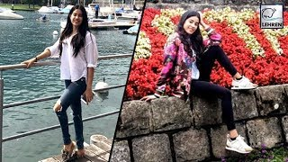 Janhvi Kapoor's Latest Pictures Will Make You Want To Travel Switzerland | LehrenTV