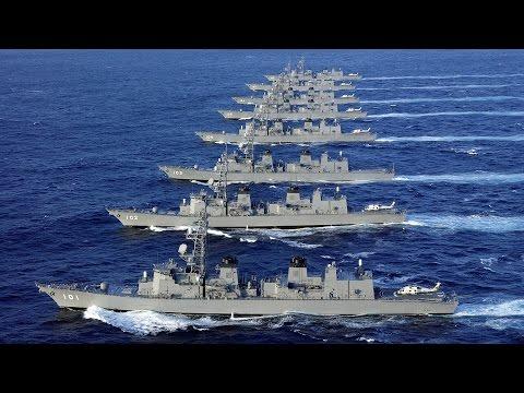 Japanese Navy 2012