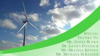 Wind Farms in Western PA