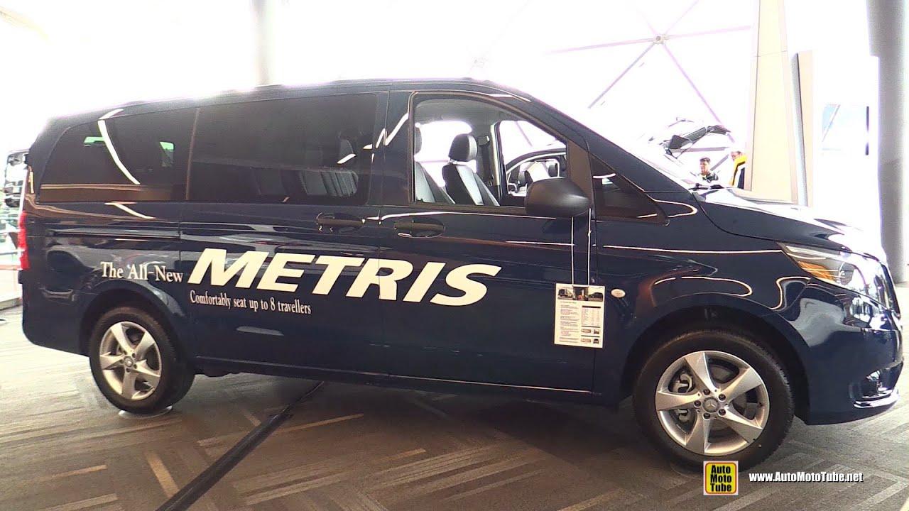 2016 Mercedes Metris Passenger Van