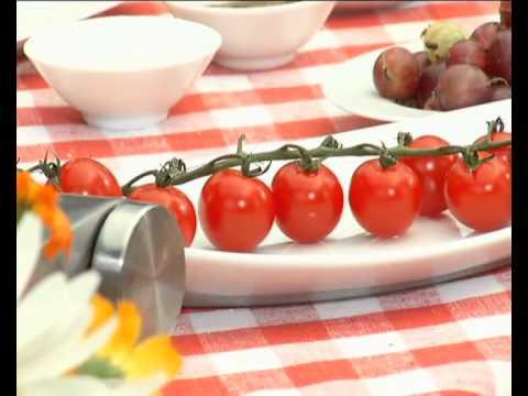 Приготовить Шашлычок из семги с помидорами и кукурузой онлайн видео