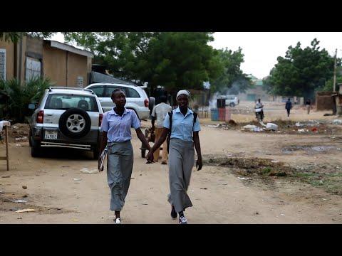 Une journée à l'école au Tchad