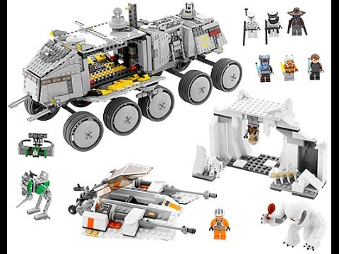 Lego star wars jouets dessin anim pour les enfants youtube - Dessin lego star wars ...