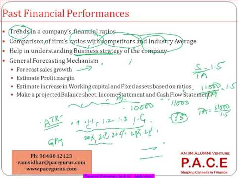 Financial Statements Analysis Applications