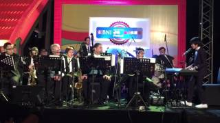 Al Jarreau - Mornin' (cover by Kafin) @ Java Jazz Gala Dinner