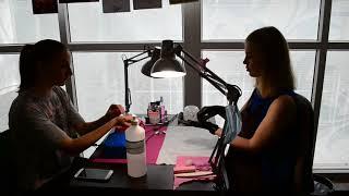 Базовый курс по маникюру и наращиванию ногтей!