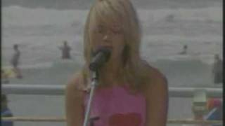 Mandy Moore I Wanna Be With You(Live Version 2)