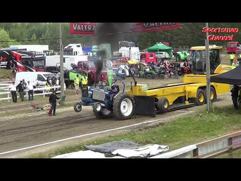 Farm Sport 2500 kg Tyrnävä 20.7.2019