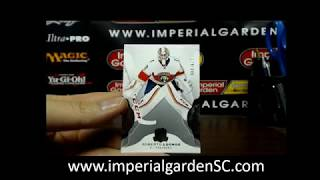 SINGLE BREAK #1531 : 16-17  UPPER DECK THE CUP (EXQUISITE) NHL HOCKEY BOX