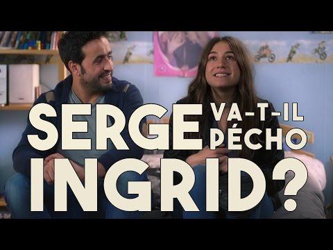 Serge Le Mytho #21 - Serge va-t-il pécho Ingrid ?
