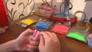 Видео-урок плетения браслетов
