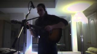 Lovesong of the Buzzard - Iron and Wine Cover by Paul Christopher