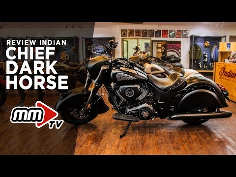 Review Indian Chief Dark Horse