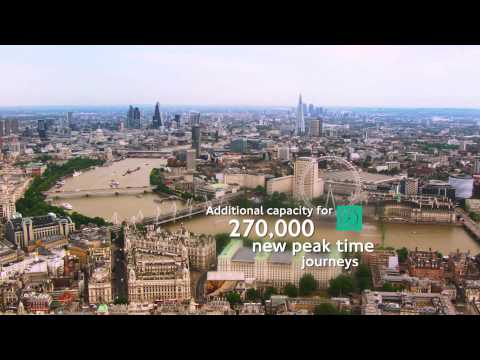 Crossrail 2: Connecting jobs, homes and opportunities