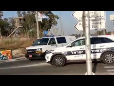 האלימות בחברה הערבית נמשכת: אישה ושני ילדיה ניצלו מניסיון חיסול בכביש 65