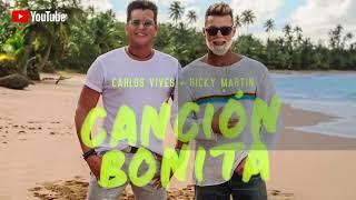 """Carlos Vives y Ricky Martin Hablan de """"Canción Bonita"""""""
