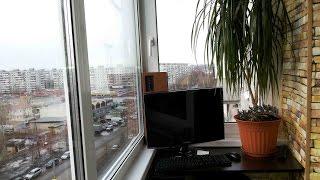 Как помыть окна на лоджии снаружи: как мыть на балконе, раздвижные, без разводов, фото, видео