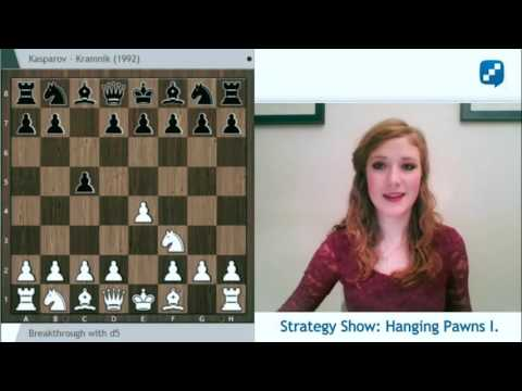 Miss Strategy Middlegame Show: Hanging Pawns 1 - December 30, 2015