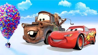 Cars 3 Movie English Game Tow Mater Arizona Sundown Run