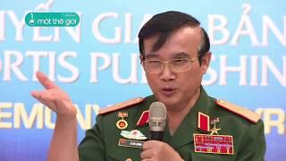 Tướng Lê Mã Lương nói về 'Gạc Ma – Vòng tròn bất tử'