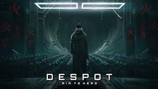 [FREE] Dark Techno / Cyberpunk / Industrial Type Beat 'DESPOT' | Background Music