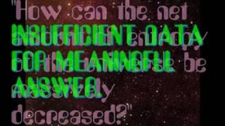 The Last Question - Isaac Asimov - Read by Leonard Nimoy