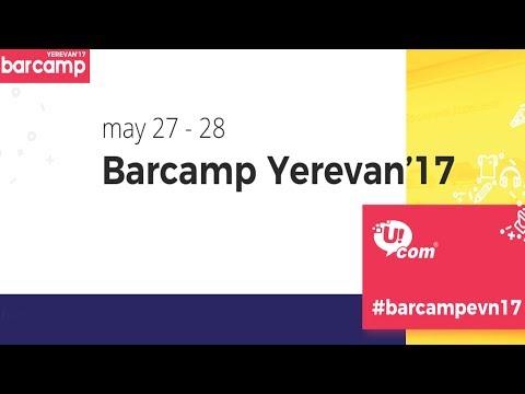 #BarcampEVN17 #213W