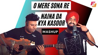 NAINA DA KYA KASOOR | O MERE SONA RE | Flop2Famous | Best Live Cover Songs 2019