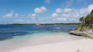 Nonsuch Bay and Green Island Antigua Sept 2019