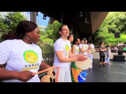 Vamos Capoeira Paris HD ► Cours, Spectacle, Initiations Du Brésil Au Musée Du Quai Branly