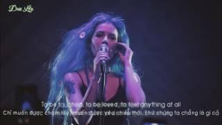 [VIETSUB/LYRICS] Strangers - Halsey ft. Lauren Jauregui (from Hopeless Fountain Kingdom album)