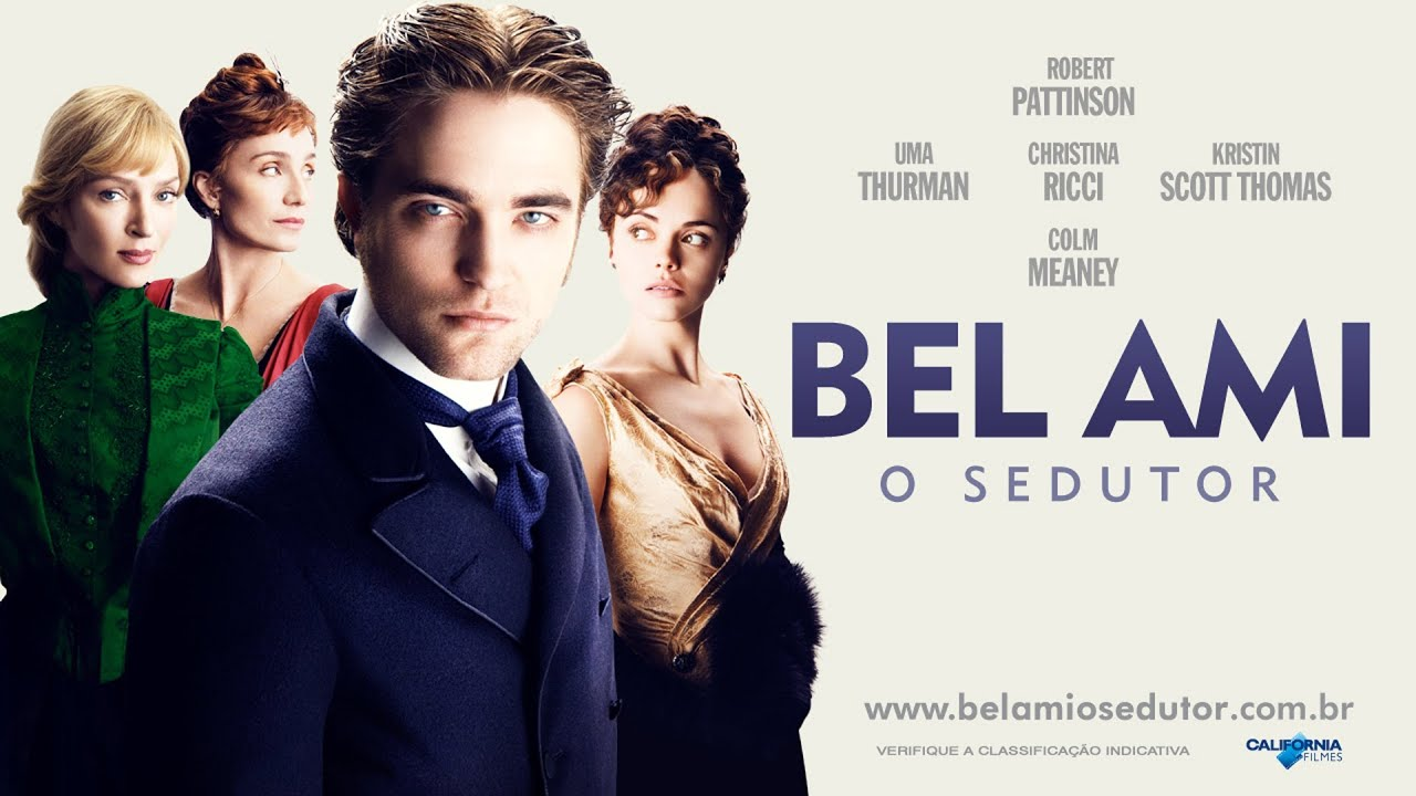 Bel Ami - O Sedutor: Trailer legendado [HD]