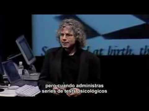 Steven Pinker, TED 2003 - 1/3.flv