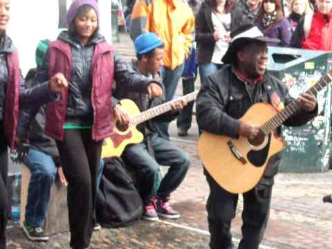 Afro Musik in Freiburg März 2011 Von SOLAR 32