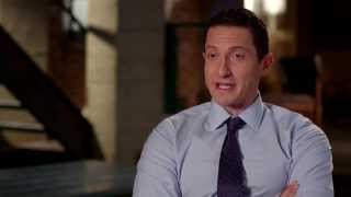 "Grimm Season 5 ""Captain Renard"" Interview - Sasha Roiz"