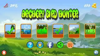 Archery bird hunter/archery hunter for kids .video for kids.lucksam. screenshot 4