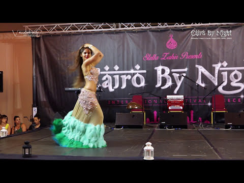 Cairo by night 8th 2016, Greece - Karina bellydance