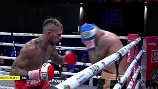 Good Fight! Daniele Scardina vs Henri Kekalainen Full Fight Highlights Review Only