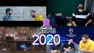 ოქტოპუსის საუკეთესო მომენტები 2020 წელს