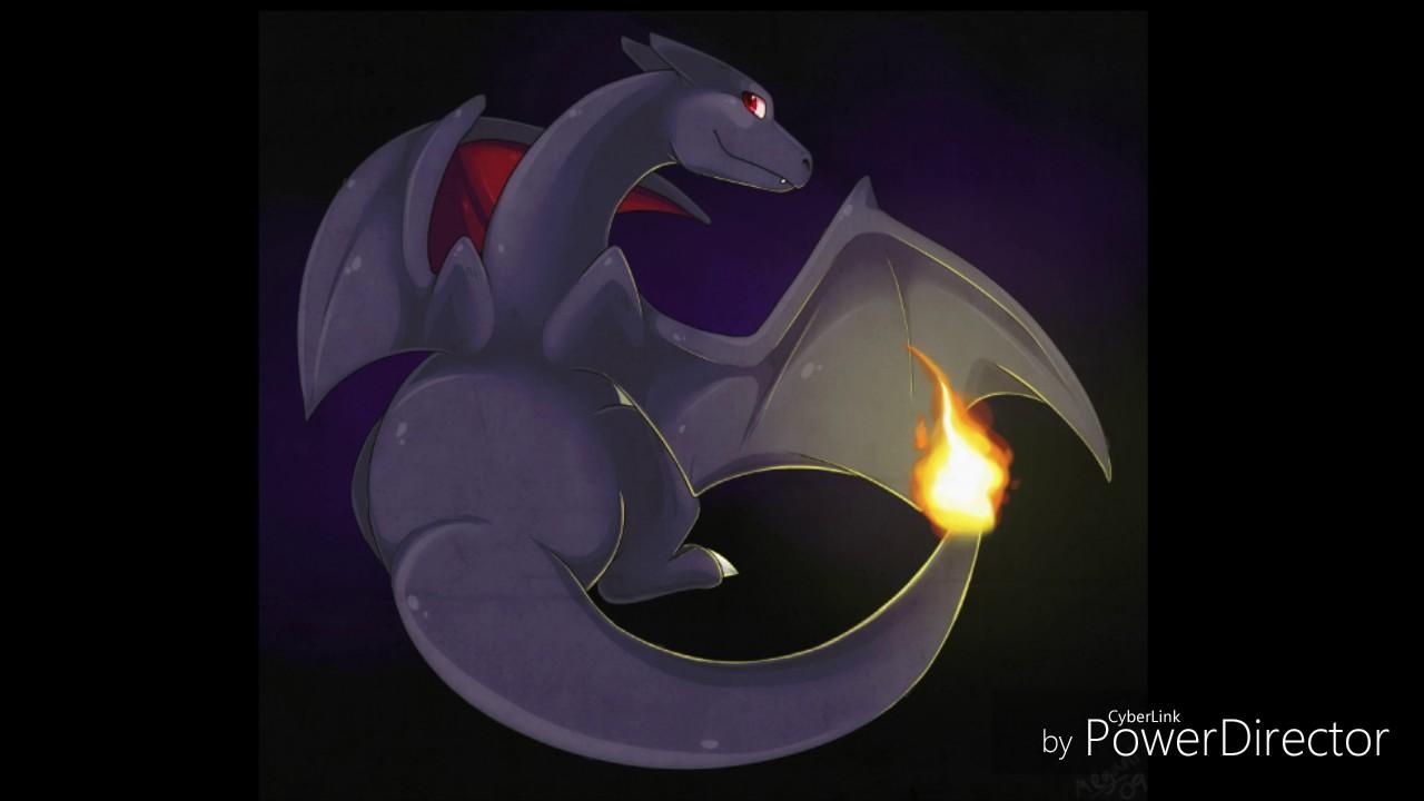pokemon shiny charizard - 634×567