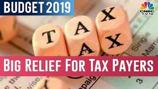 Piyush Goyal Proposes To Raise Income Tax Exemption Limit to Rs 5 Lakh | Big Relief For Tax Payers