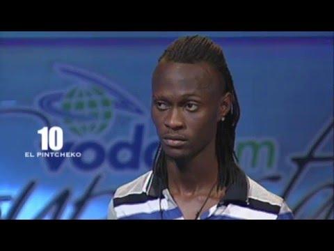 Vodacom superstar sais II avec Marius MUHUNGA