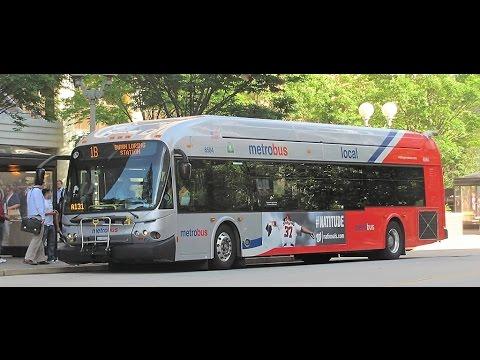 wmata metrobus bus observations c8 college park station new flyer xcelsior youtube. Black Bedroom Furniture Sets. Home Design Ideas
